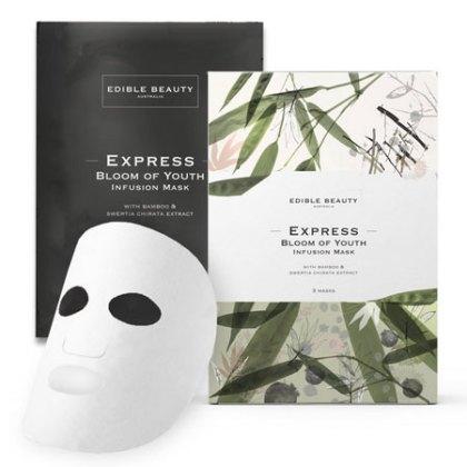 best anti-aging face sheet masks edible beauty