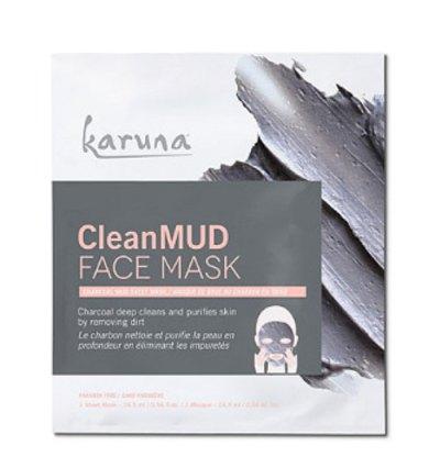 best anti-aging face sheet masks karuna cleanMUD