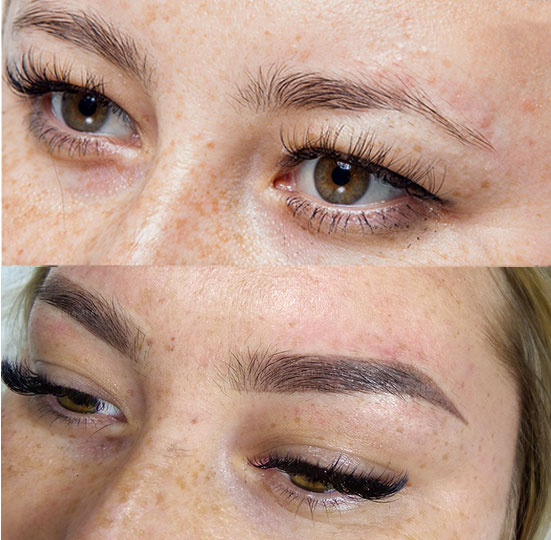 microblading tips and advice for women over 40 powder and microblading