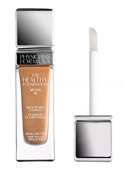 under 30 dollars Physicians Formula The Healthy Foundation SPF 20 fountainof30