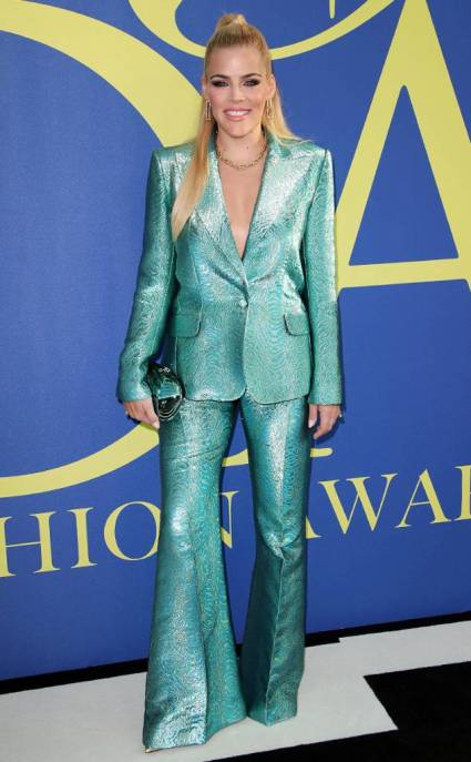 2018 CFDA Awards Busy Phillips in Christian Siriano