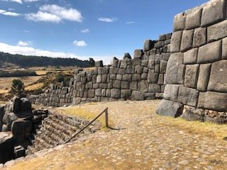 travel to Peru Cusco Sachsaywahman