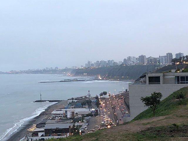 travel to Peru Lima