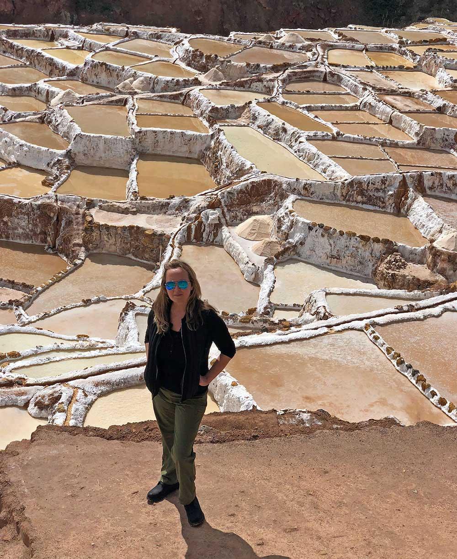 Travel to Peru