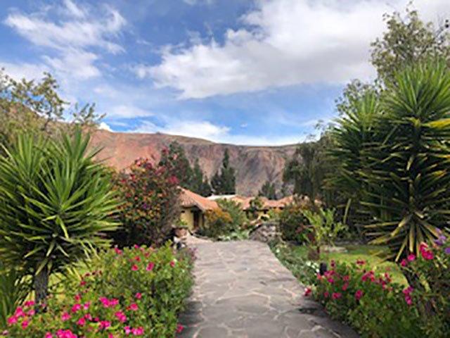 travel to Peru Sacred Valley Hotel Sol Y Luna