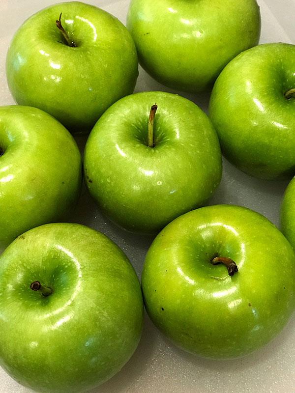 salted caramel apples recipe green granny smith apples