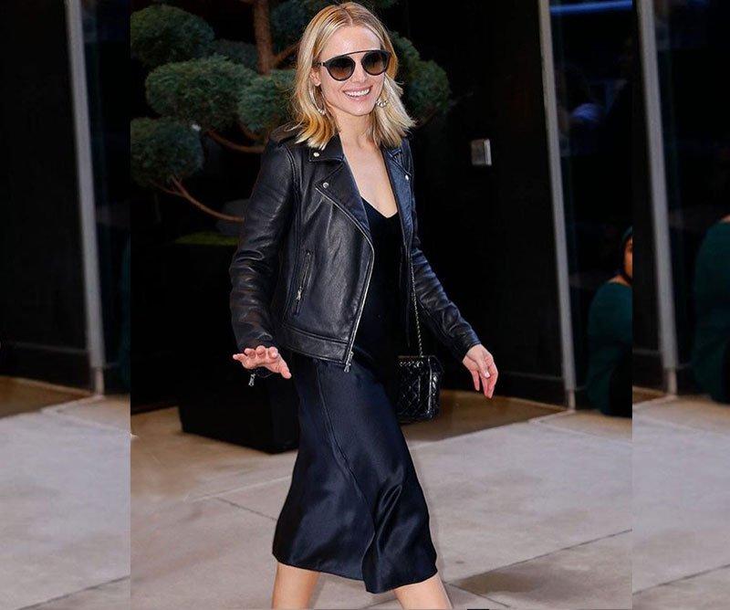 Kristen Bell celebrity look for less