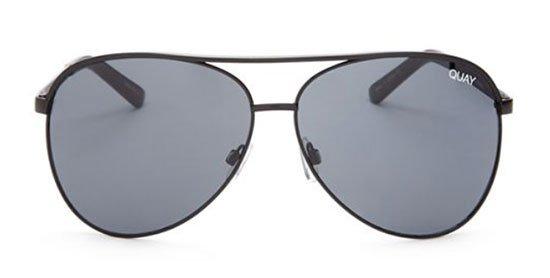 Kristen Bell celebrity look for less Aviator Sunglasses