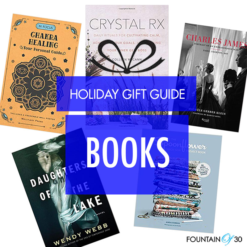 Holiday Gift Guide books