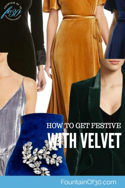 How To Get Festive This Season With Velvet