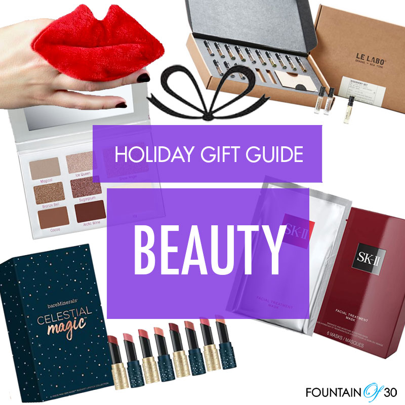 Beauty Holiday Gift Guide For 2018