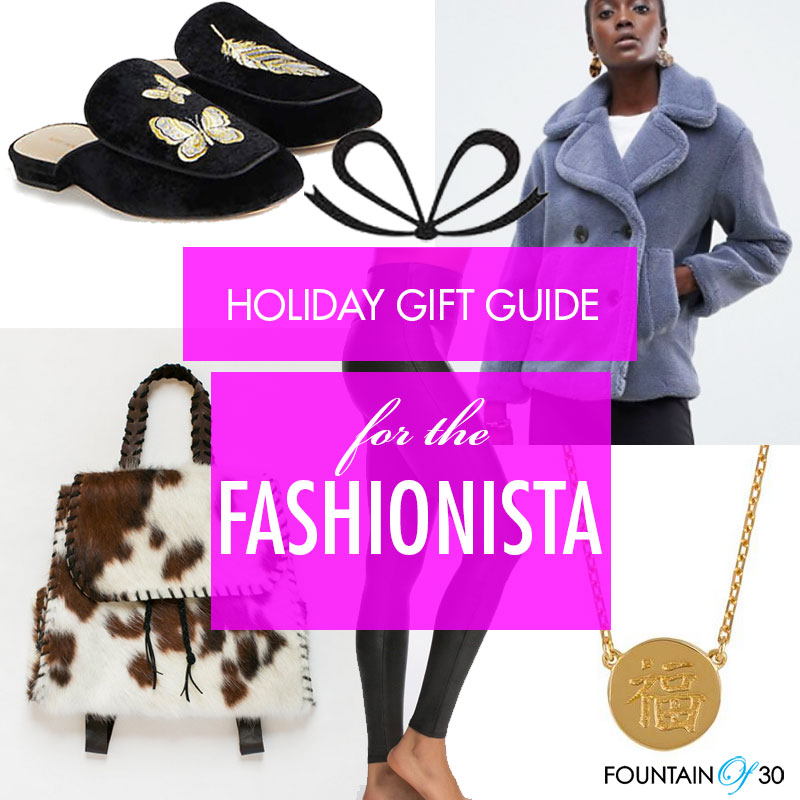 Holiday Gifts For a Fashionista