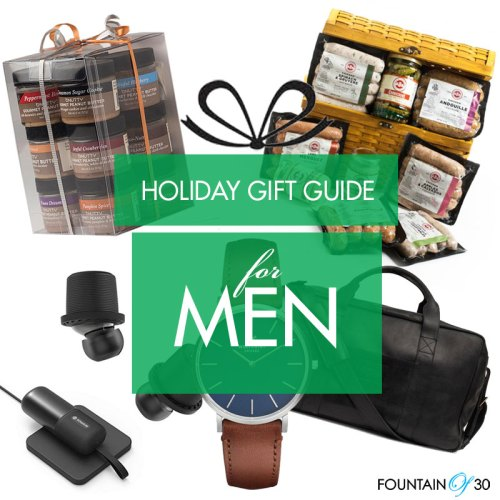 The Ultimate Holiday Gift Guide For Men