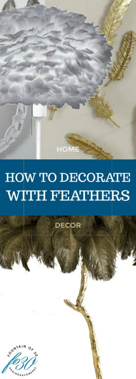 feather home decor lamps gold metal wall feathers white feather frame mirror