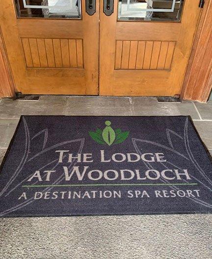 The Lodge At Woodloch doormat