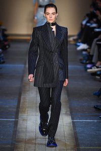 fall 2019 fashion trend deconstructed suiting alexander mcqueen