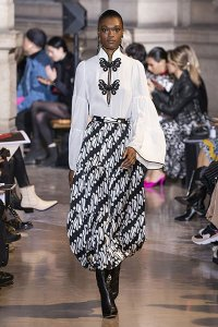 billowy sleeves fall 19 fashion Andrew Gn