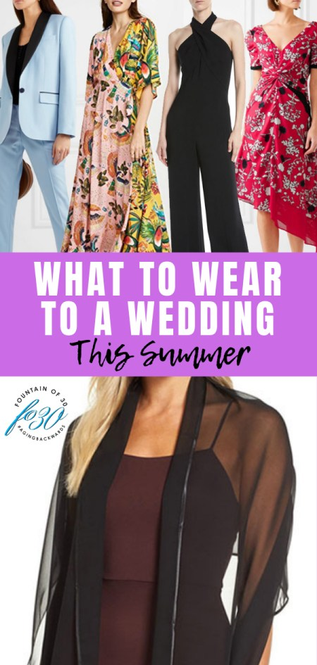 what to wear to a wedding fountainof30