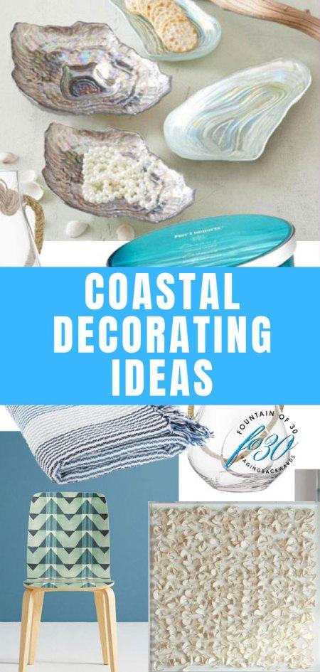 coastal decorating ideas
