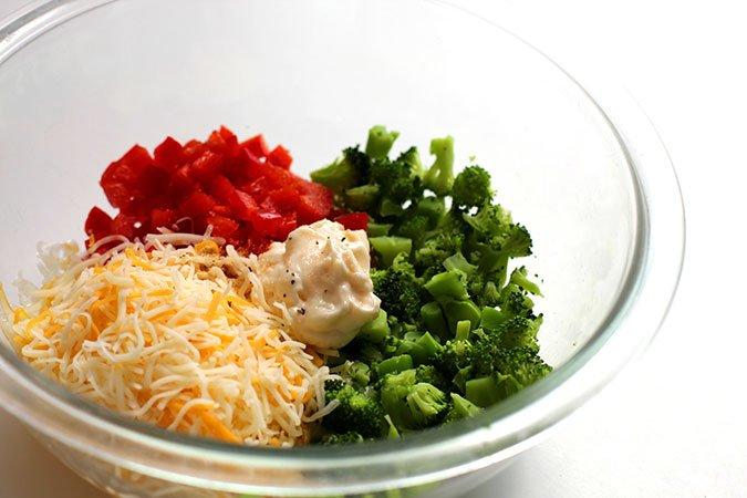 Broccoli Cheese Stuffed Chicken stuffing mix