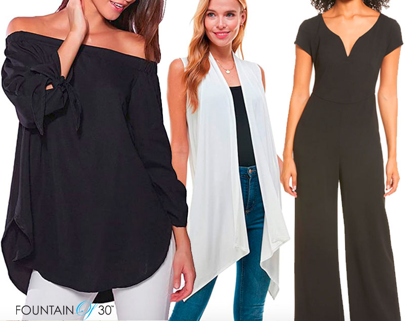 how to dress to look slimmer fountainof30