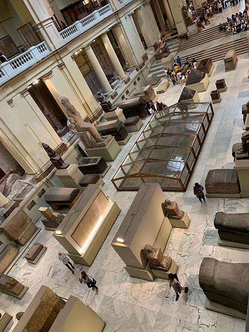 Egypt Travel guide Egyptian Museum fountainof30