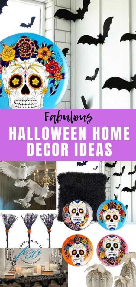 halloween home decor ideas fountainof30