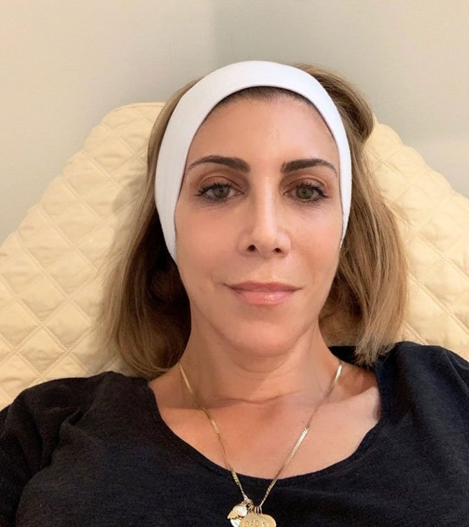 scammed at the mall lauren dimet waters adore facial fountainof30