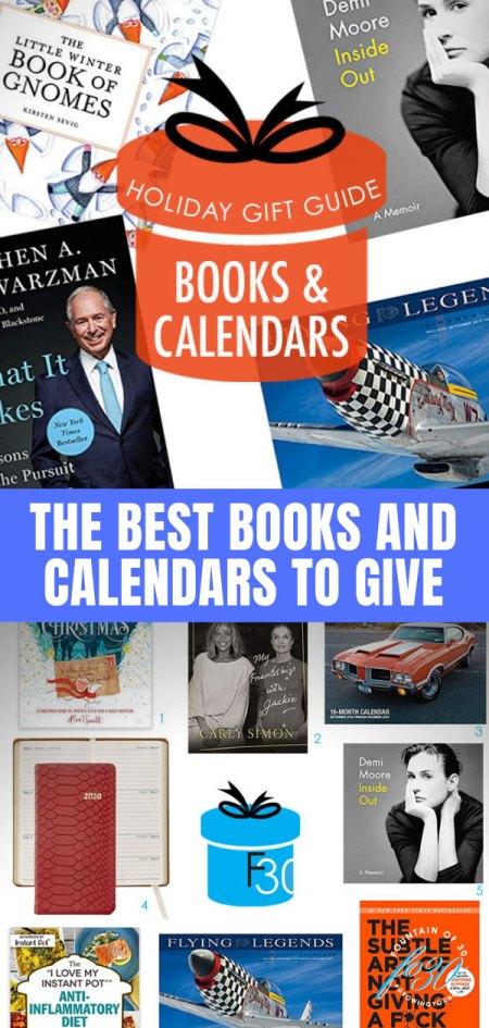 books and calendars gifts fountainof30
