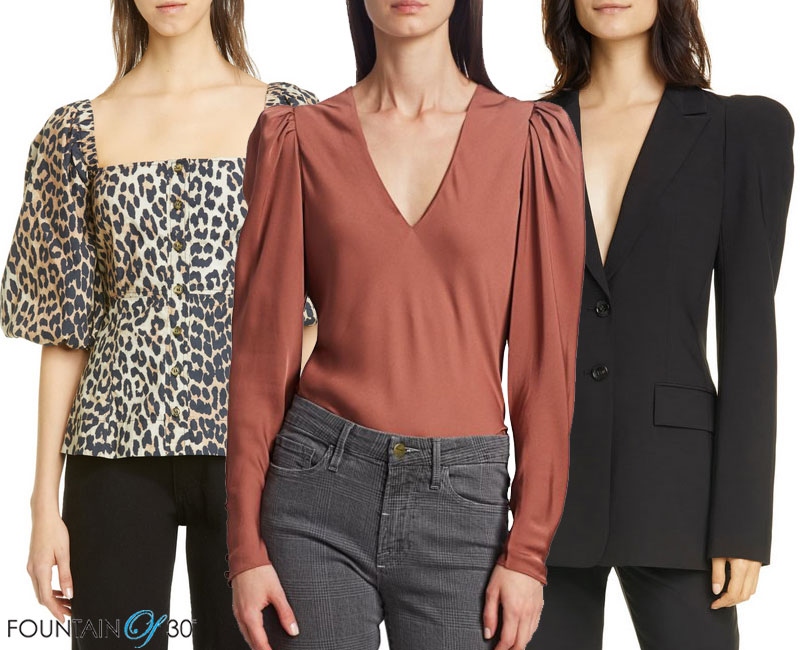 how to wear puff sleeves fountainof30