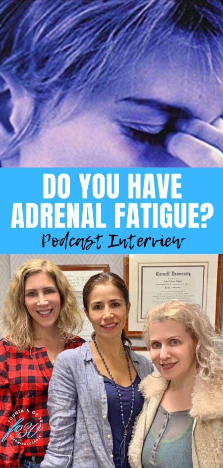 what is adrenal fatigue fountainof30