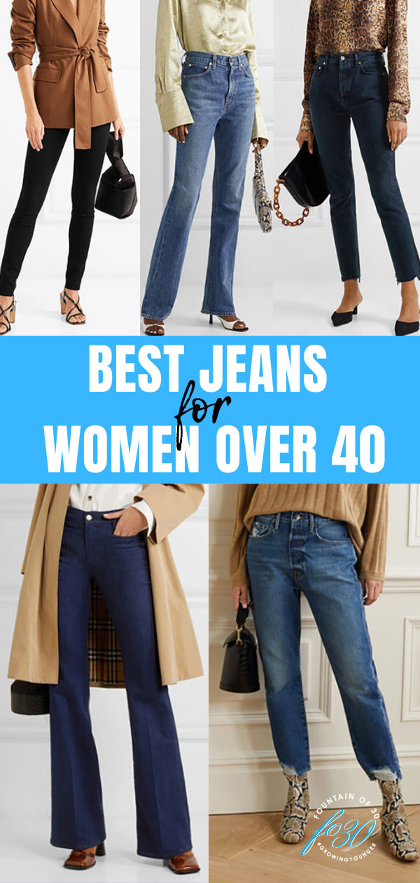 best jeans for women over 40 fountainof30