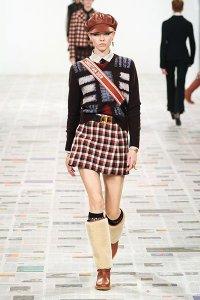 Worst Fall 2020 Fashion Trends christina dior plaid mini