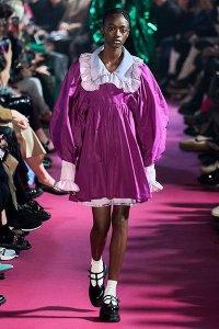 Worst Fall 2020 Fashion Trends schoolgirl MSGM