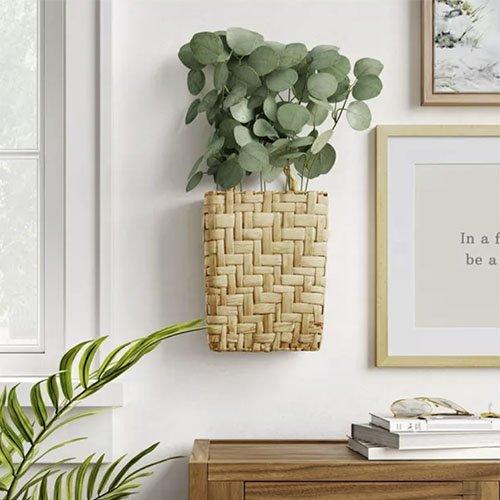living rooms around the world wall basket planter fountainiof30
