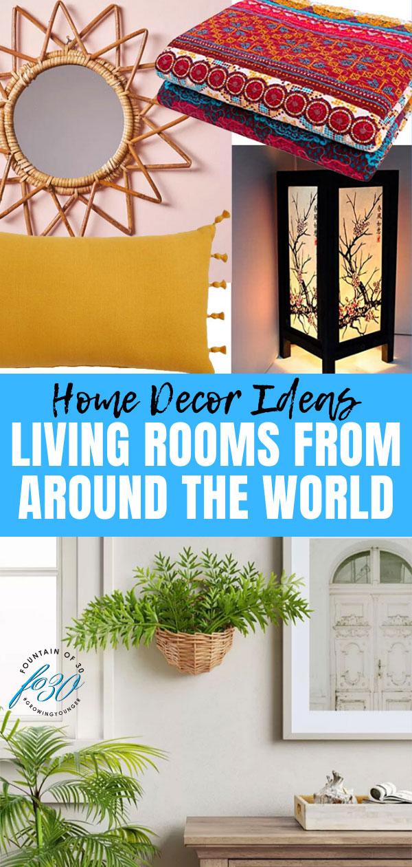 home decor ideas living rooms fountainof30