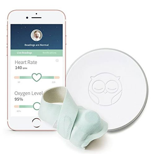 last-minute Mother's Day Gifts baby monitor fountainof30
