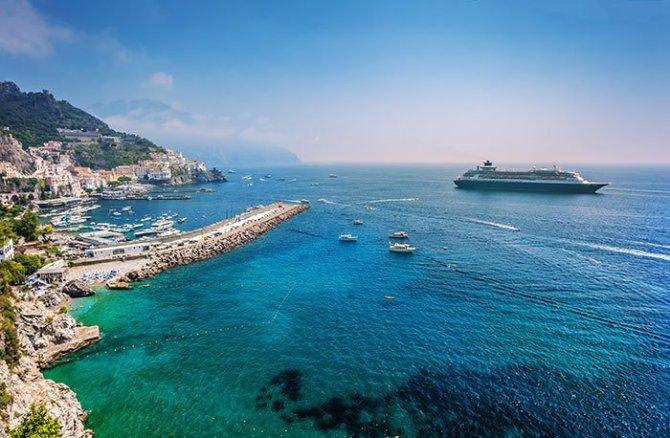 financial goals travel cruise ship water fountainof30