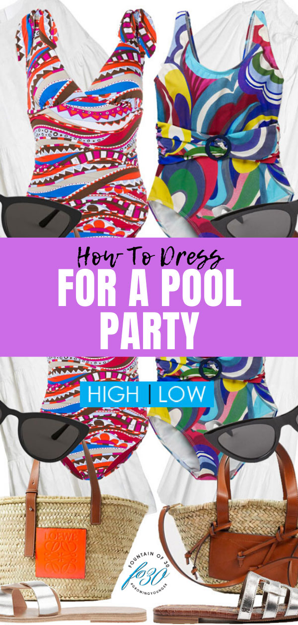 pool party outfit high low fountainof30