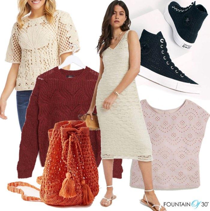 summer crochet knit fashion fountainof30