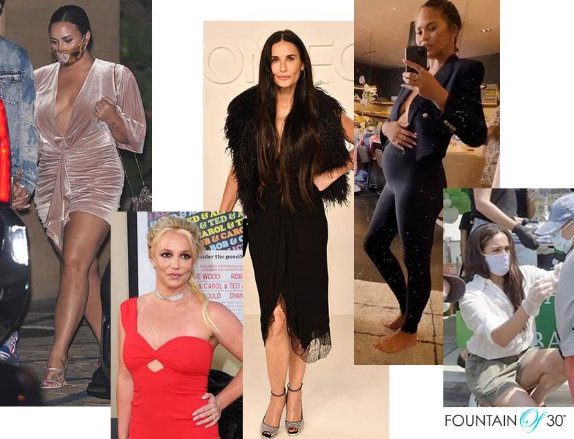 celebrities best lives 2020 fountainof30
