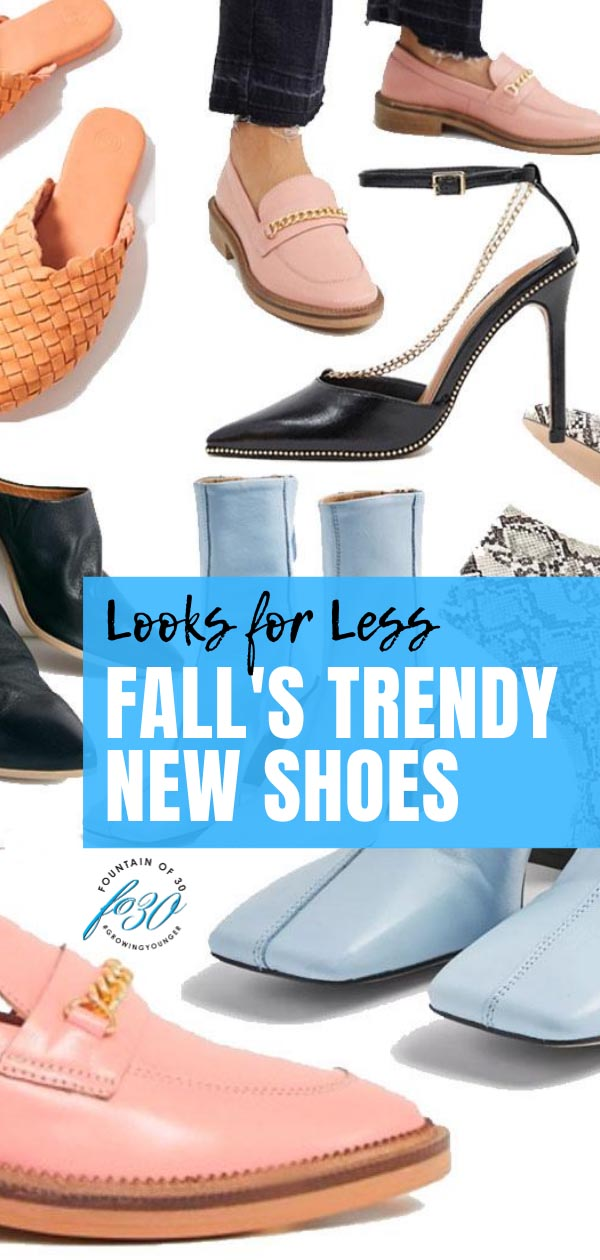 new fall shoes for less fountainof30