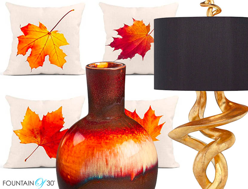 Quick And Easy Amazon Fall Home Decor Ideas Fountainof30 Com