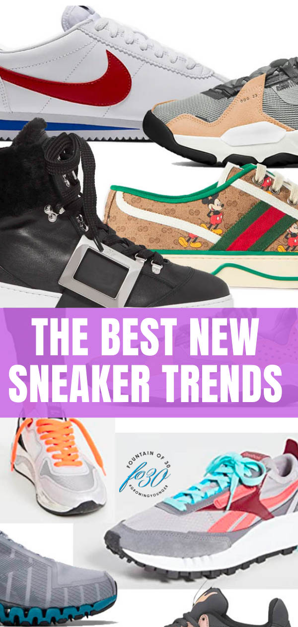 sneaker trends fall 2020 fountainof30