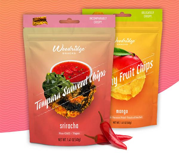 Woodridge Snacks Healthy Aging Month Giveaways fountainof30