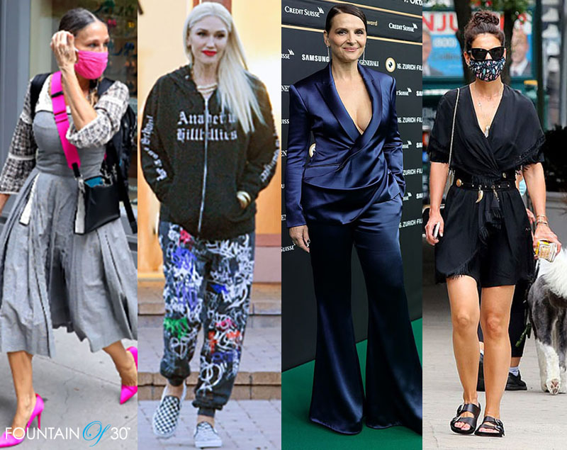 celebrity fashionistas over 40 fountainof30