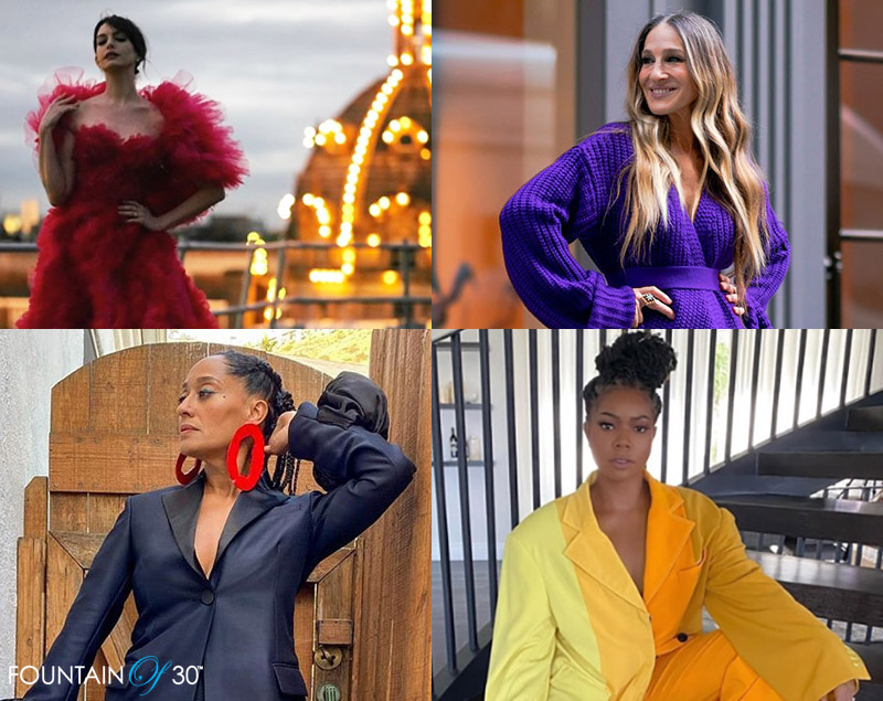 celebrities statement fashion fountainof30