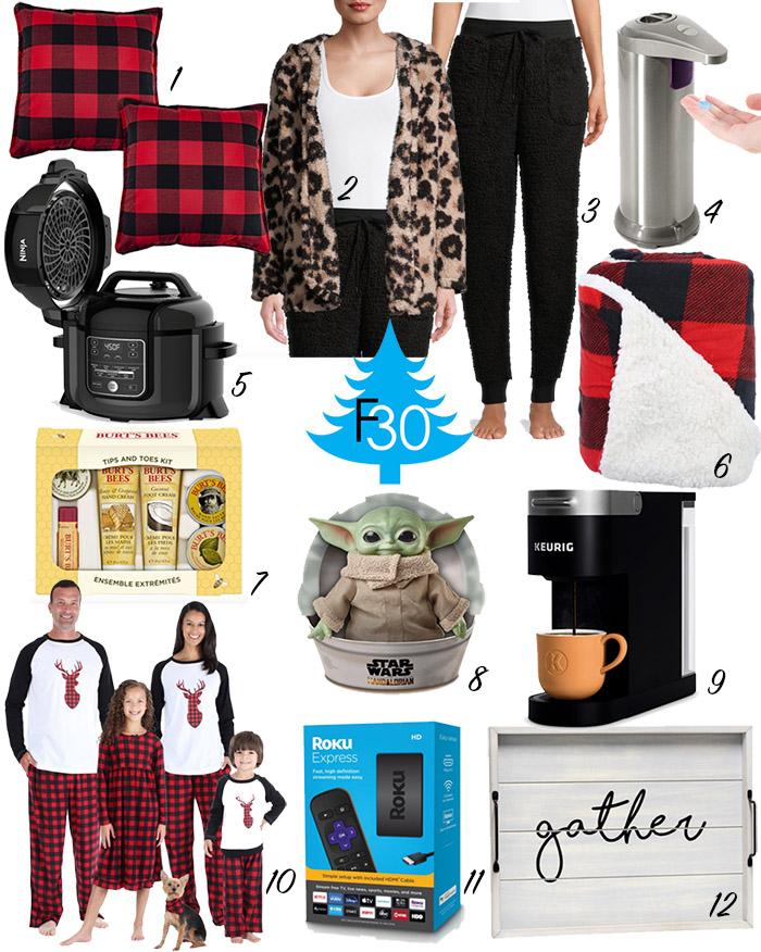 Walmart Holiday Gift Guide fountainof30