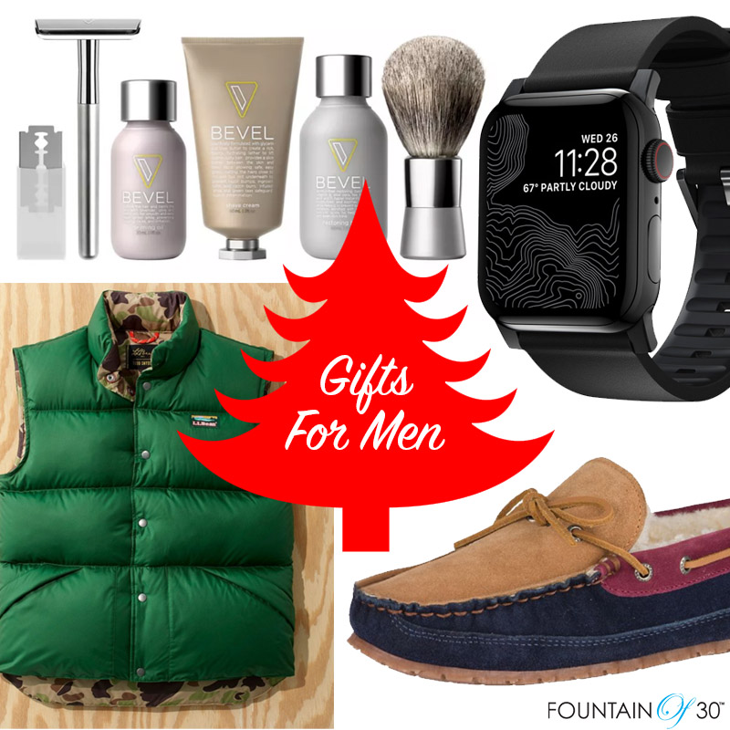 gifts for men holiday fountainof30