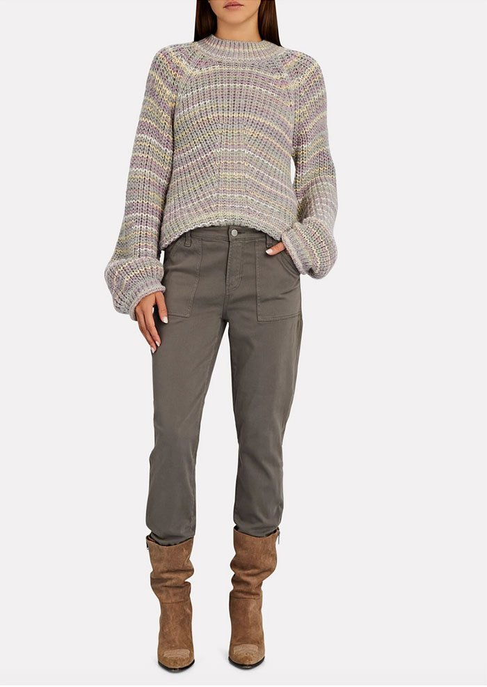joggers with slouchy western boots fountainof30